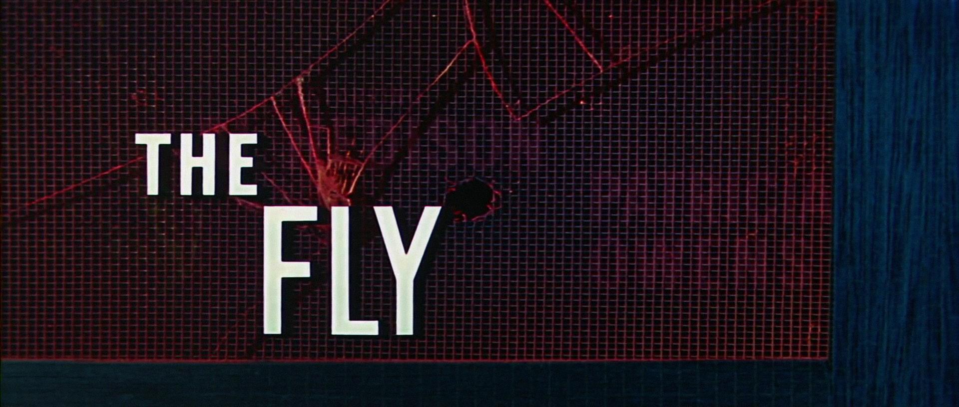 The Fly, 1958, Vincent Price, Kurt Neumann