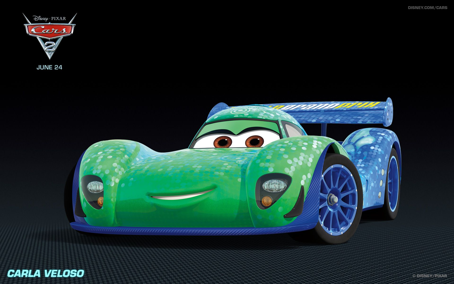 Carla Veloso The Brazilian Girl Race Car Were I A Car I D Have A Huge Crush On Her Actually I Do And I M Not Veloso Carros 2 Filme Disney
