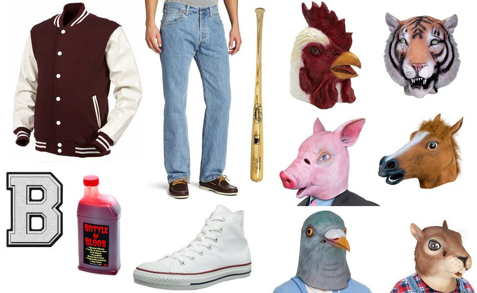Hotline Miami Jacket Costume Diy Guides For Cosplay Halloween Hotline Miami Miami Outfits Miami