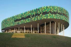 Galeria De Bilbao Arena Acxt 1 Arquitectura De Estadios Bilbao Arquitectura Increible