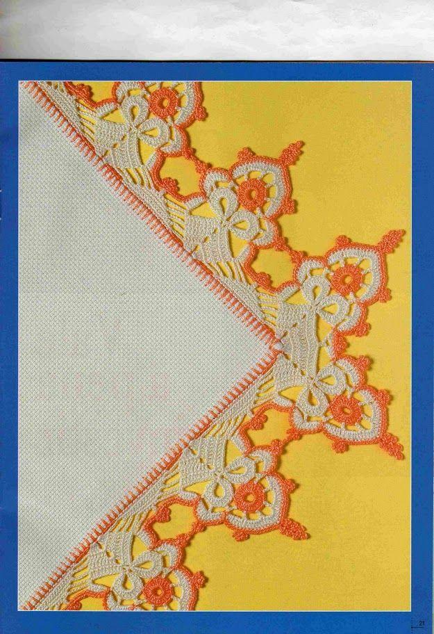 crochet barrados - Soledad - Álbuns da web do Picasa