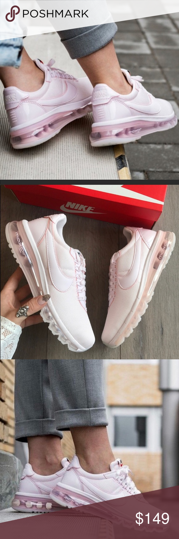 6a6c82208a NWT🦄Nike Air Max Zero SE pink BrNd new with box, price is firm ...