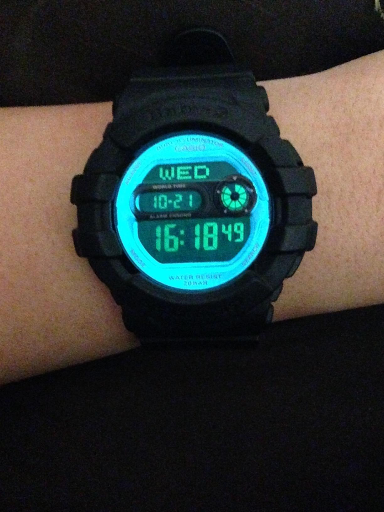 Amazon.com: Casio Women's BGD140-1ACR Baby-G Shock-Resistant Multi-Function Digital Watch: Casio Baby-G: Watches