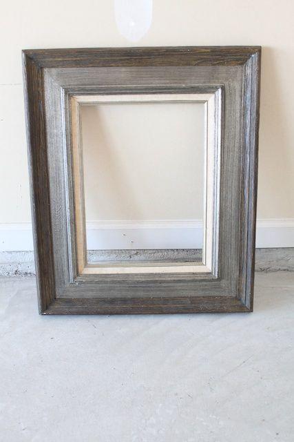 Framed fabric art tutorial | Gallery Wall & Wall Art Ideas ...