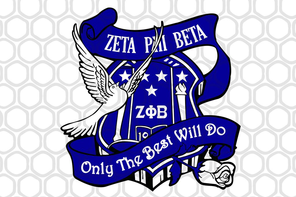 Pin On Zeta Phi Beta