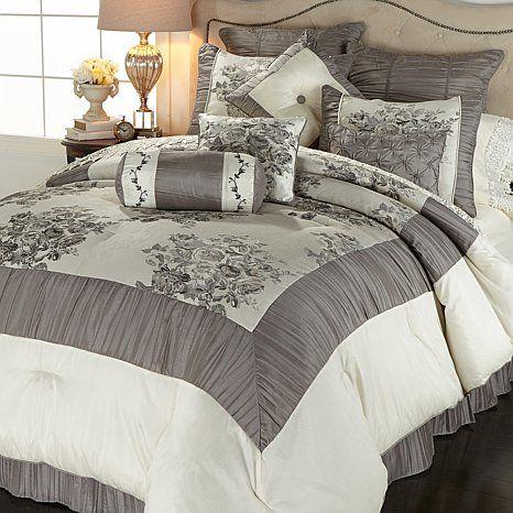 Highgate Manor Spring Garden 10 Piece Comforter Set My Favorite