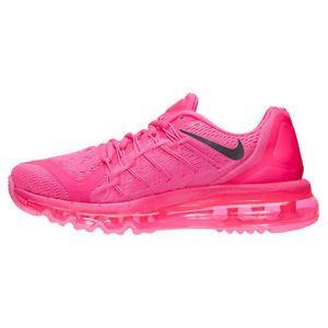 Nike Air Max 2015 Pink Foil Black Pink Pow 600