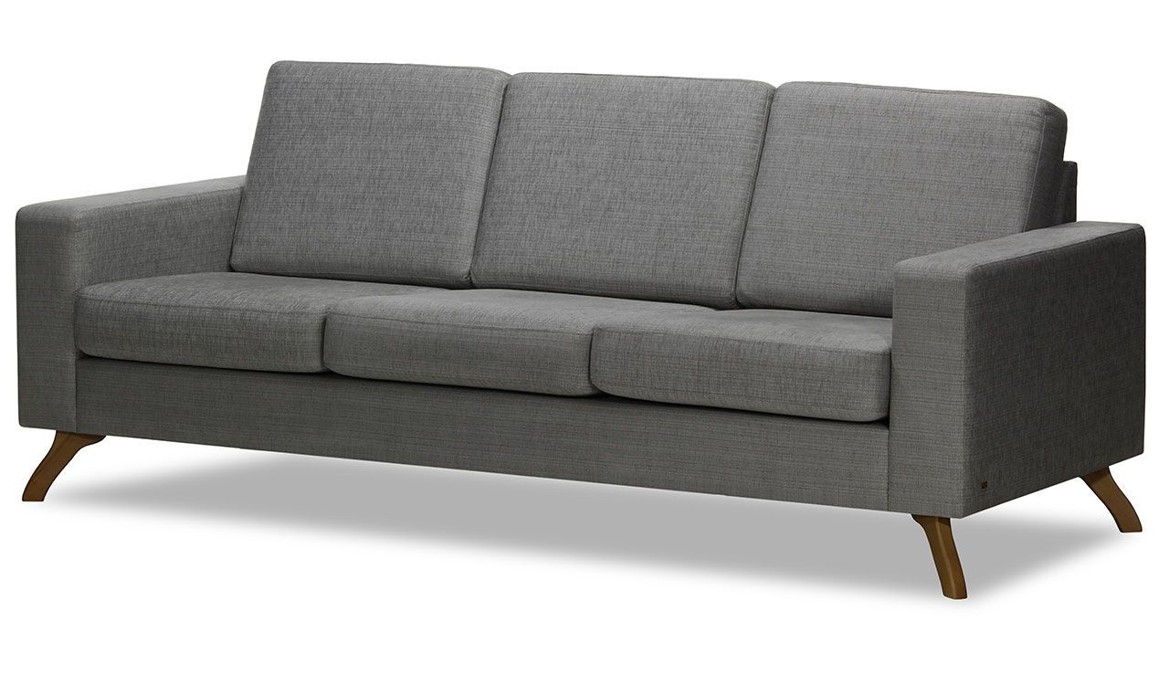 Fuuga 3 Seater Sofa Sofa 3 Seater Sofa Three Seater Sofa