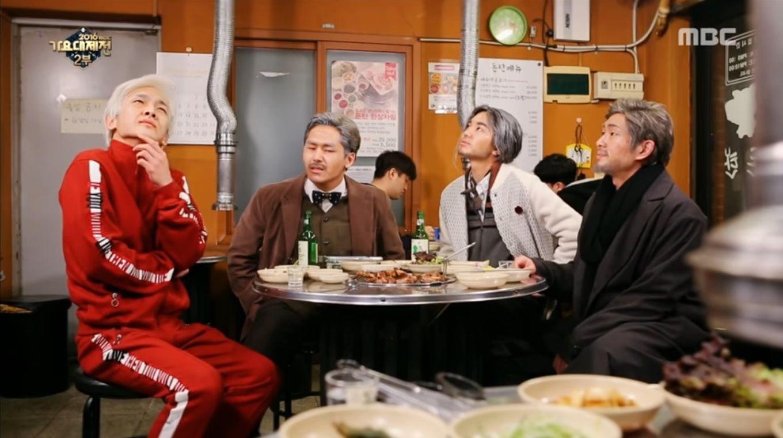 "Integrantes de SHINee e INFINITE se convierten en abuelos para ""2016 MBC Gayo Daejejun"" via @soompi"