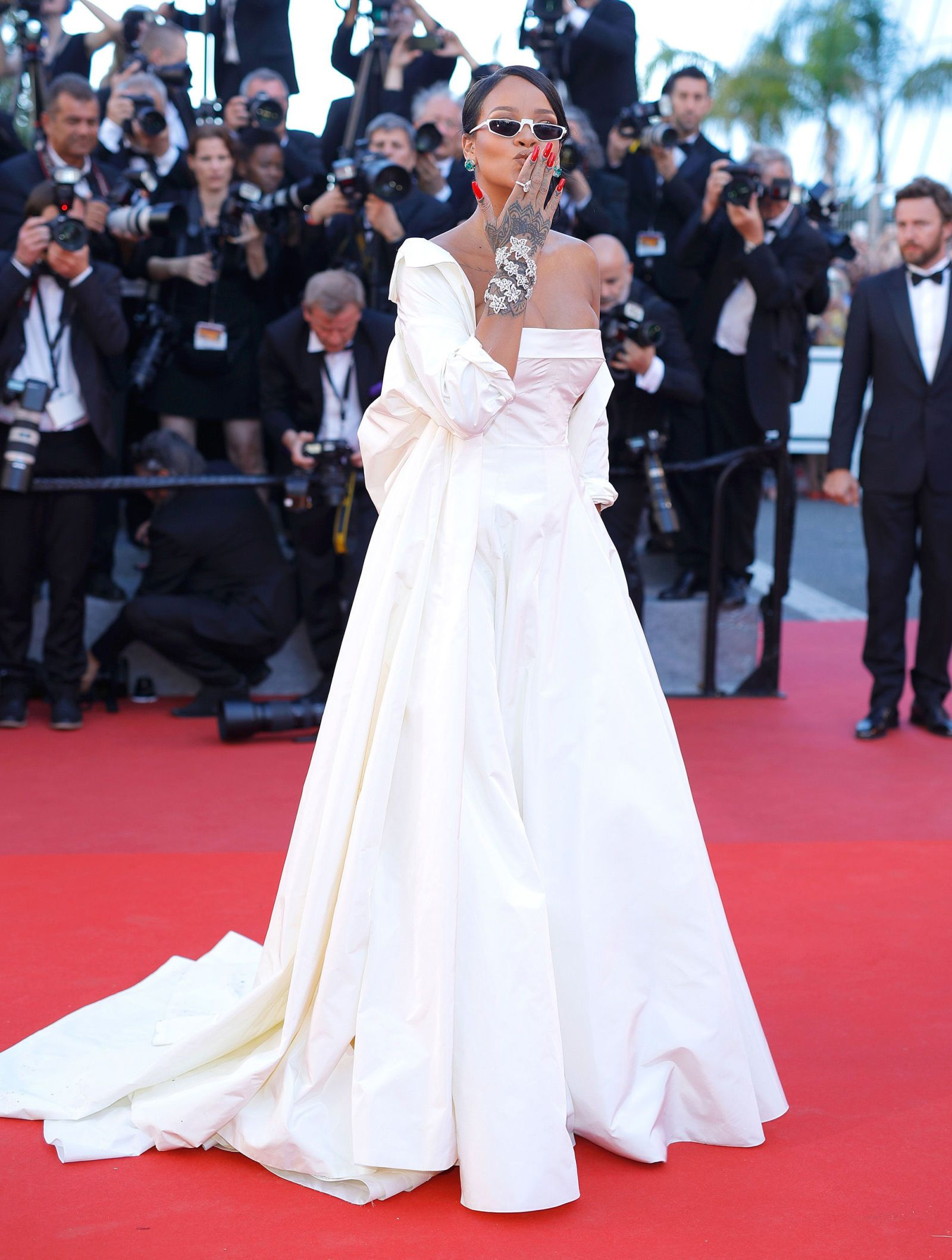The Best Red Carpet Looks From the 2017 Cannes Film Festival ...