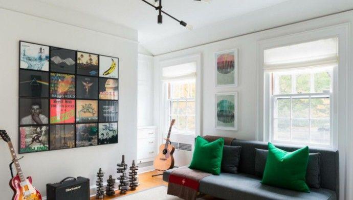Schon Jugendzimmer Wandgestaltung Wandideen Fotowand Ideen