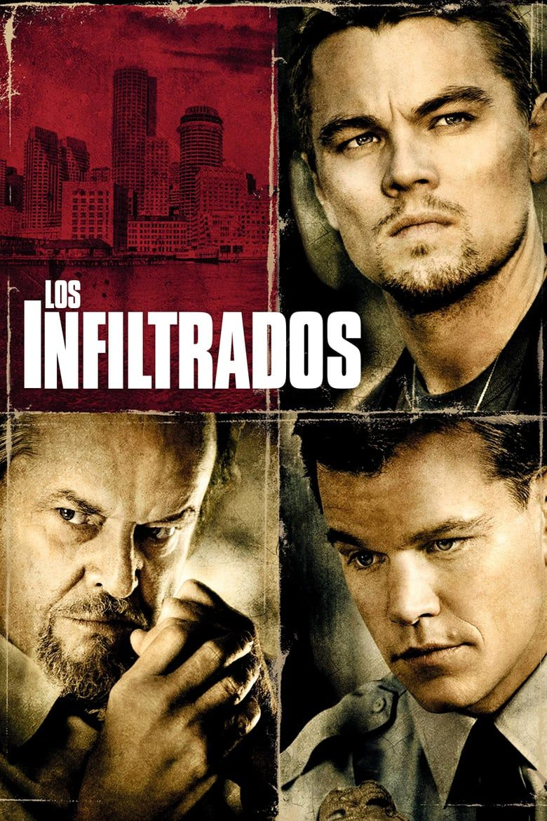 The Departed Pelicula Completa En Español Latino Hd Thriller Movies Streaming Movies Best Movies List