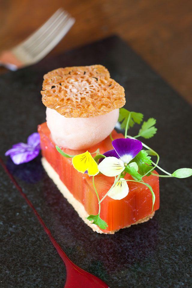 The art of food.....sushi a la moderne
