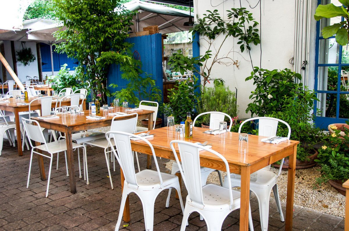 Mandolin Aegean Bistro, Greek and Turkish Food In The Heart Of The Design District In Miami