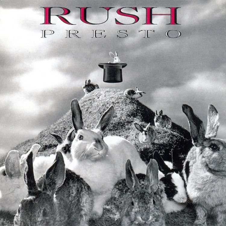 Rush Presto 200g Vinyl Lp Download High Strangeness