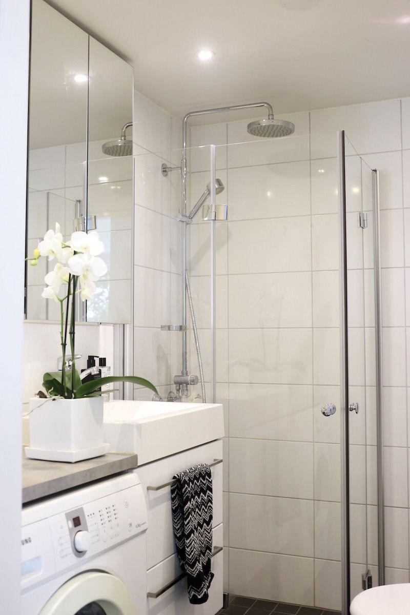 Homevialaura   modern bathroom   home spa   Ikea Godmorgon   Missoni Home