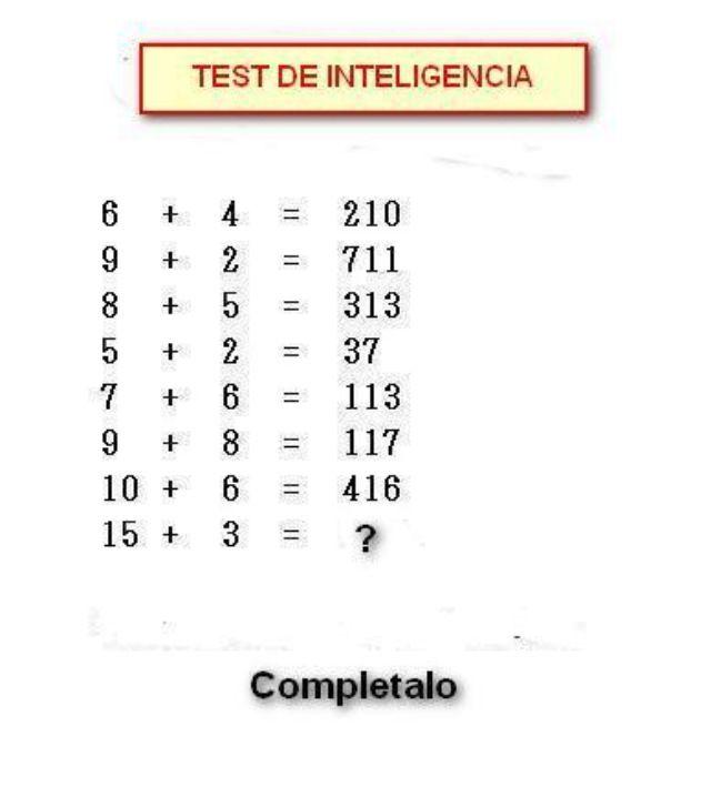 Para los #matematicos #masquebromas #humor #risas #bromas ...