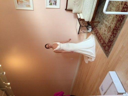 Nicole Miller Abigail Size 4 Wedding Dress