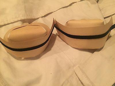 bdd47b76c34 Lot of 2 RARE Vintage Mini Nursing Cap Hats Dearborn
