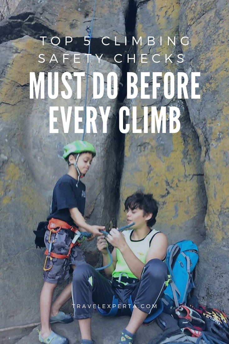 Climbing Safety The Top Safety Precautions in Climbing