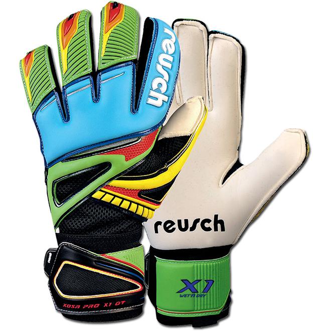 79b4ecd9f Reusch XOSA Pro X1 Ortho-Tec Soccer Goalie Gloves   Goalie Gloves ...