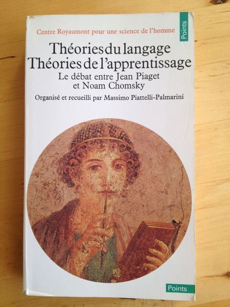Essai Theories Du Langage De L Apprentissage