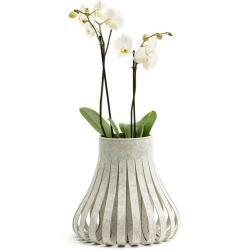 Photo of Hey-Sign Enya Vase 21 bordeaux Hey SignHey Sign