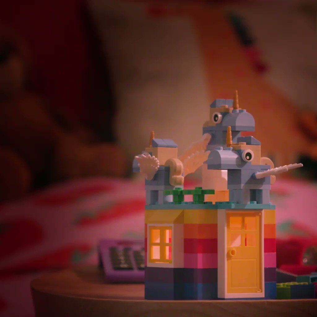 Lego On Twitter Here S How To A Build A Diy Lego Unicorn