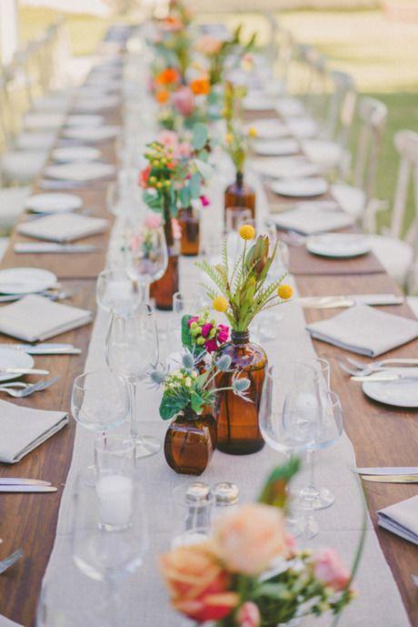 Spring Table Decor Ideas Spring Table Decor Wedding Table Settings Table Runners Wedding