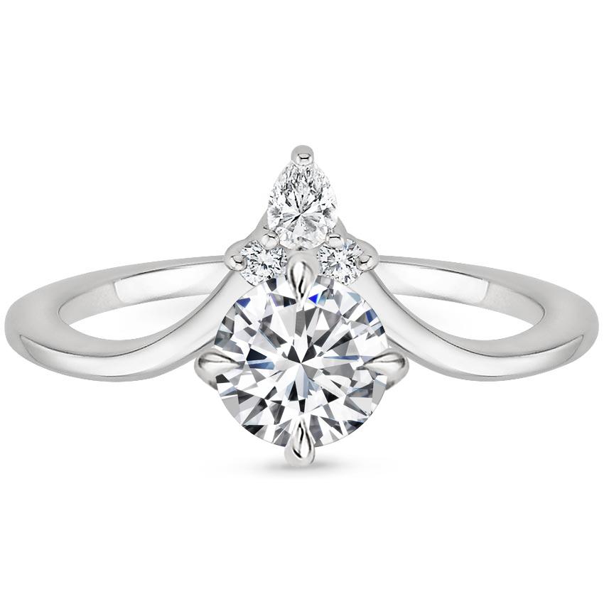 Platinum Mirabelle Diamond Ring