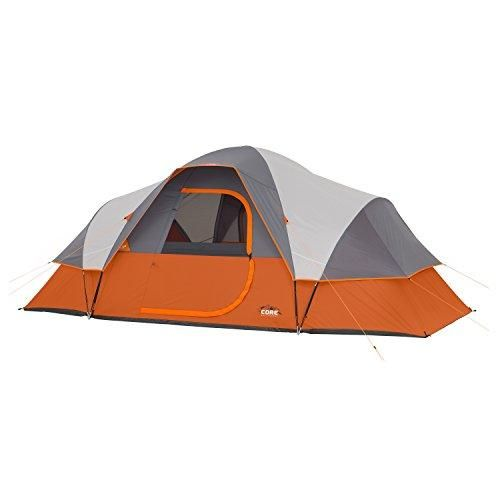 16 Best Images About Mad Camping On Pinterest: CORE 9 Person Extended Dome Lightweight Tent
