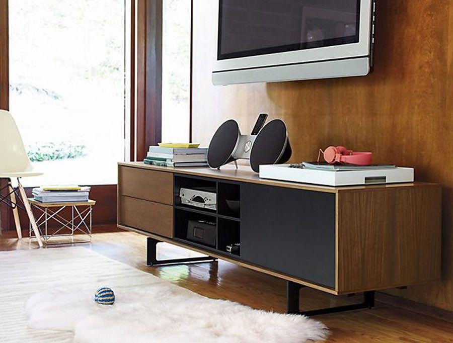 Mobile porta tv dal design particolare n.21 | Arredare living ...