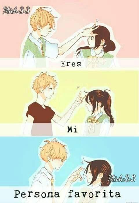 Pin De Magonso 1 En Frases Anime Pinterest Anime Anime Amor Y