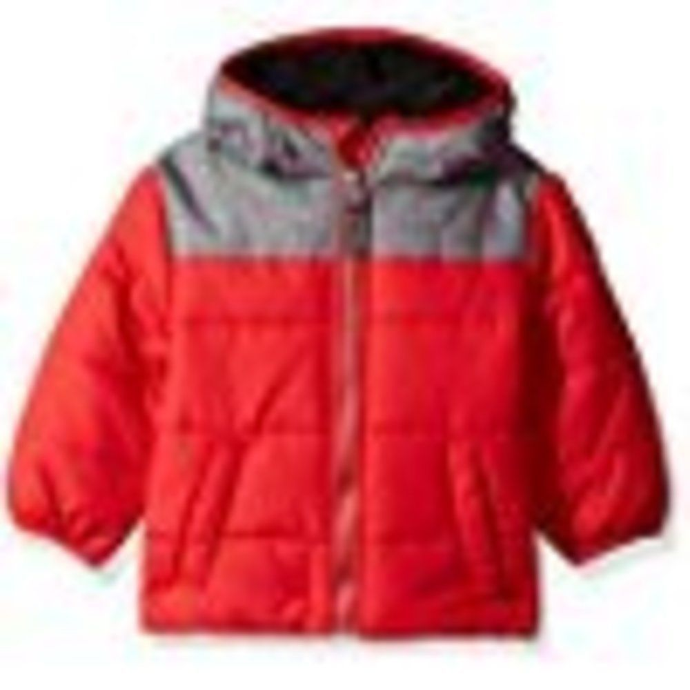 fe3f75a72a36 Outerwear 147324  Baby Boys Puffer Jacket Coat 24 Months Never Used Brand  New Red -