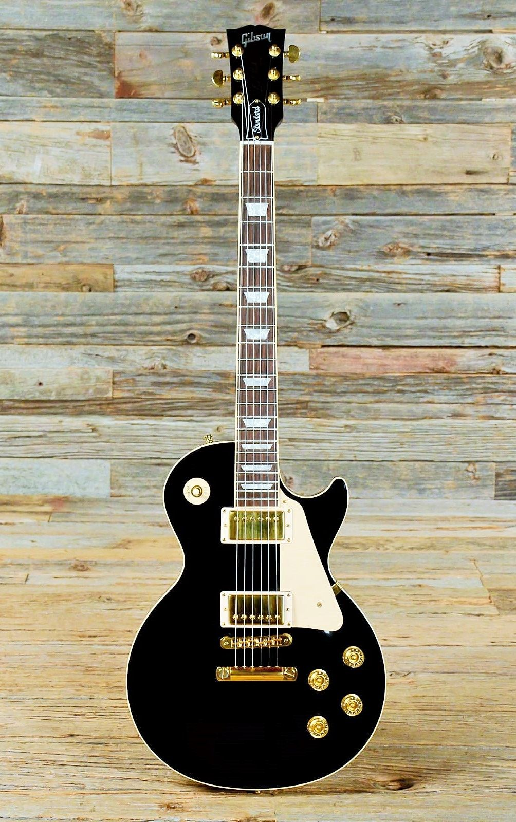 Gibson Les Paul Standard Ebony Guitar Lessons Guitar Guitar Pics