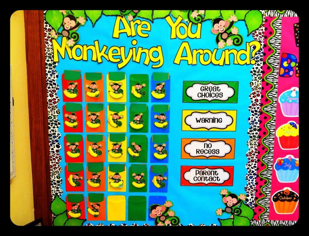 Classroom Behavior Ideas : Kindergarten theme safari on pinterest jungle animals