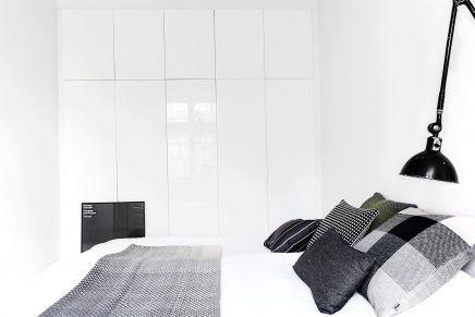 Witte Scandinavische Slaapkamer : Witte scandinavische slaapkamer scandinavische slaapkamer
