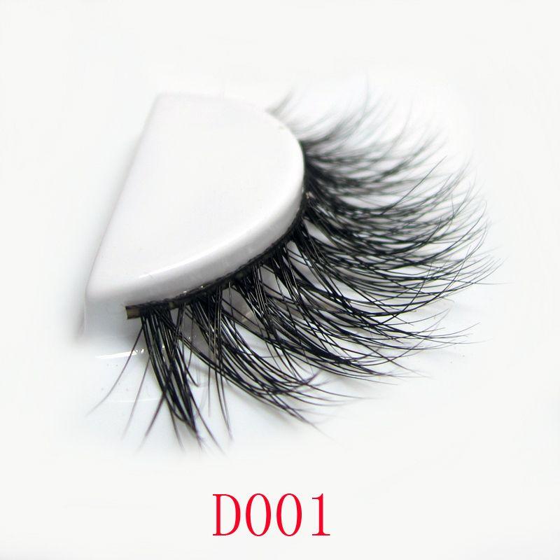 Find More False Eyelashes Information About Wholesale Natural 3d 100