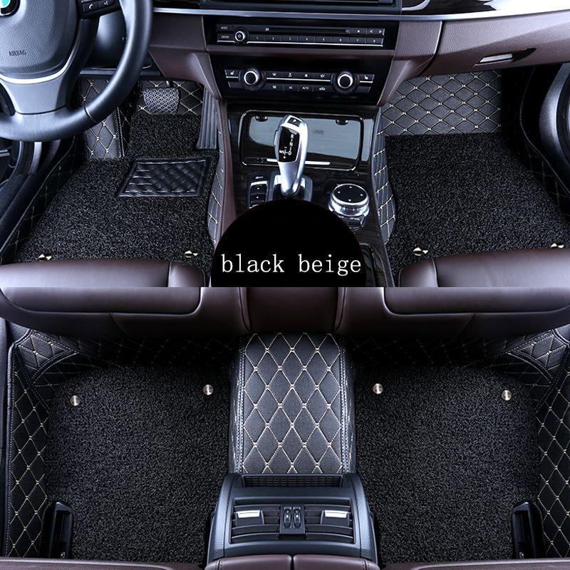 Xwsn Custom Car Floor Mat For Bmw Benz Toyota Volkswagen Vw Kia