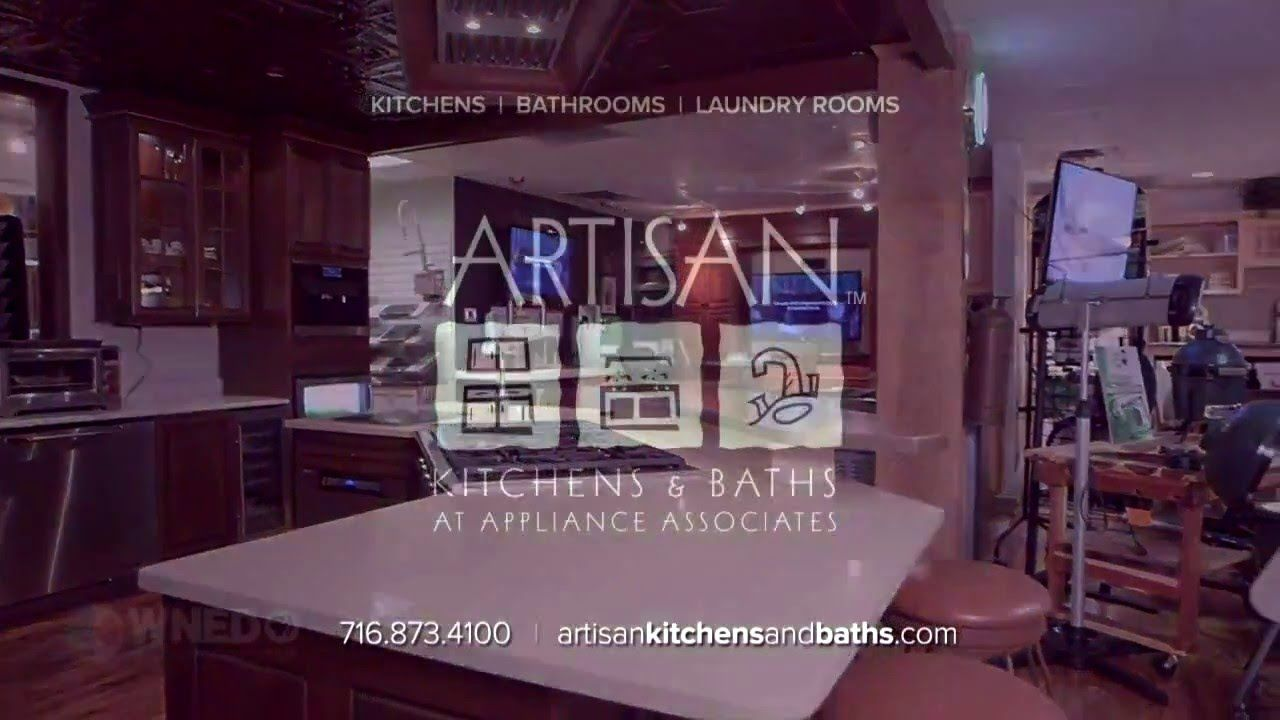 Artisan Kitchens and Baths interactive showroom in Buffalo ...