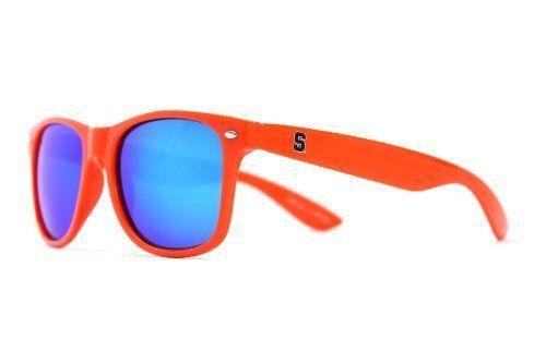 46d220f1a5b Society43 NCAA Sunglasses - Syracuse Orange Orange Frame Wayfarer Style  Society43.  20.00