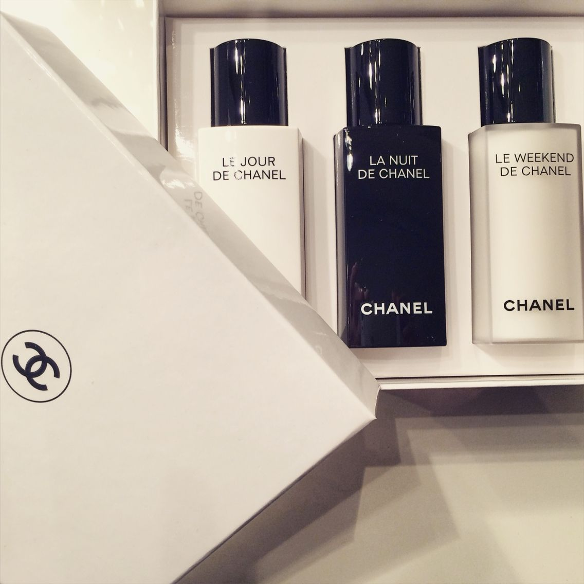 Chanel le weekend le jour le nuit