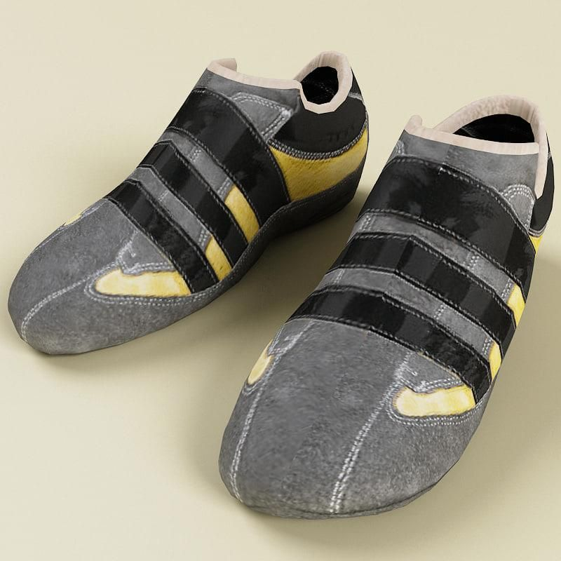 Sneakers Nike Air Force ~ 3D Model #89286148   Pond5