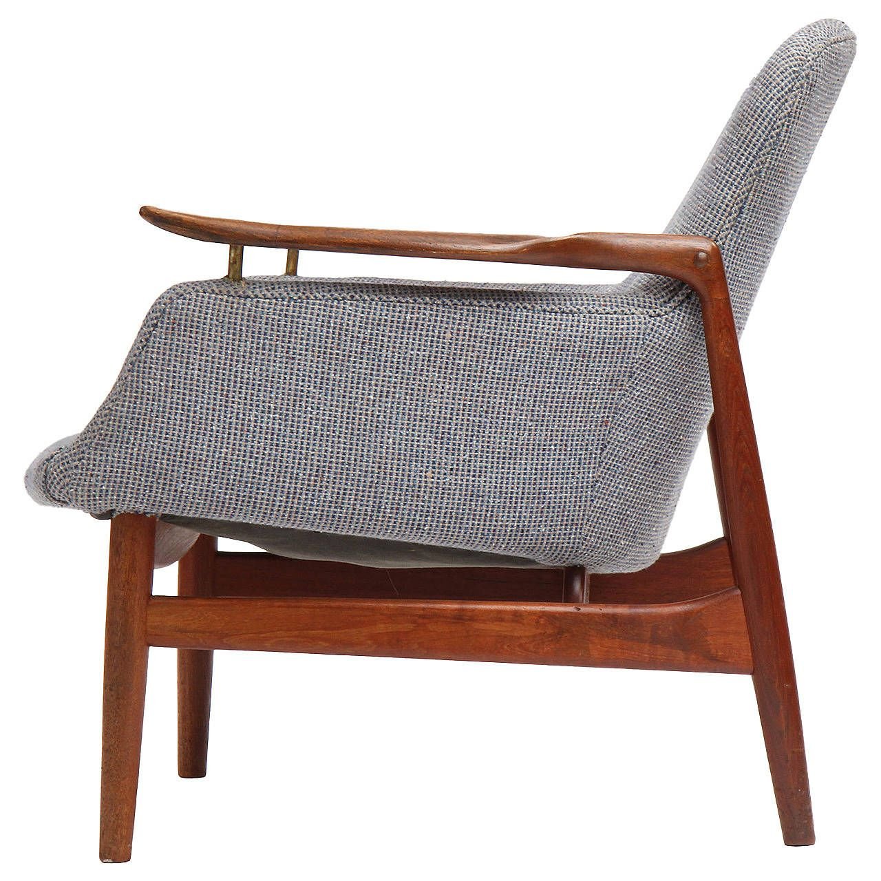NV53 Easy Chair by Finn Juhl | From a unique collection of antique and  modern armchairs - NV53 Easy Chair By Finn Juhl From A Unique Collection Of Antique