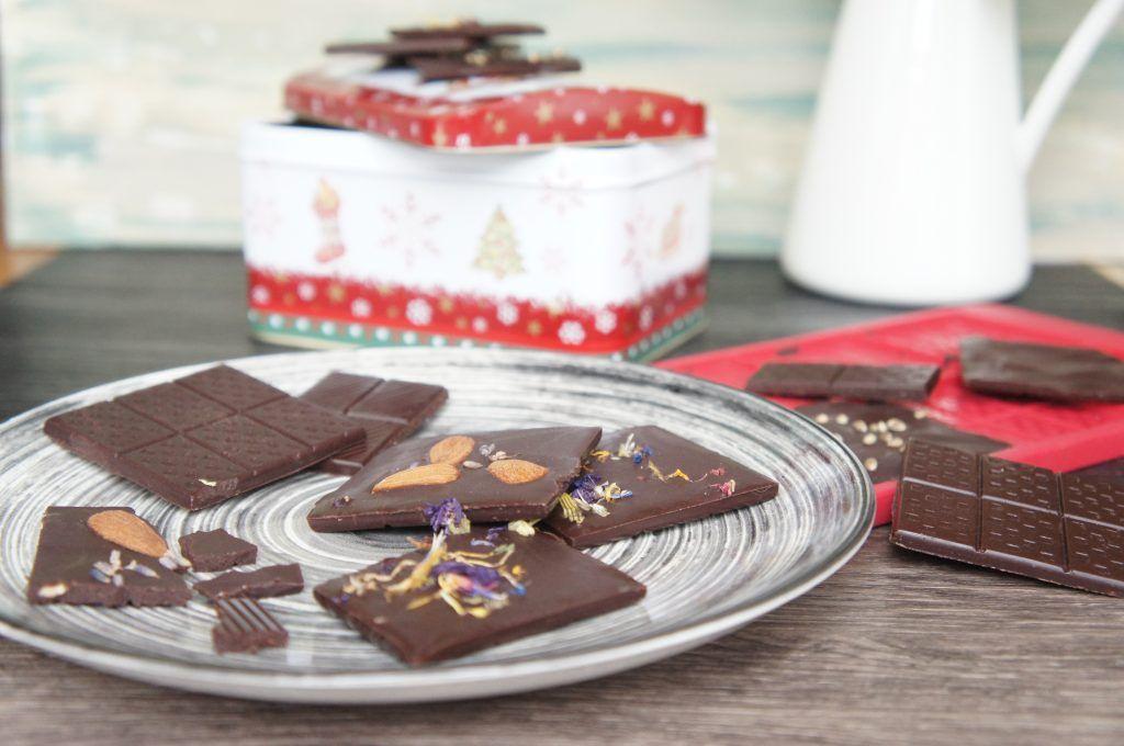 Vegane Schokolade Selber Machen Ohne Zucker Nur 6 Zutaten Rezept Vegane Schokolade Selber Machen Schokolade Selber Machen Rezept Und Vegane Schokolade