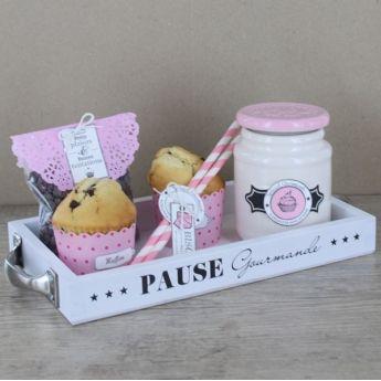 Pause douceur cook gift pinterest douceur cadeau - Cadeau gourmand fait maison noel ...
