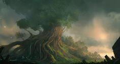 Yggdrasil by Blinck.deviantart.com on @deviantART