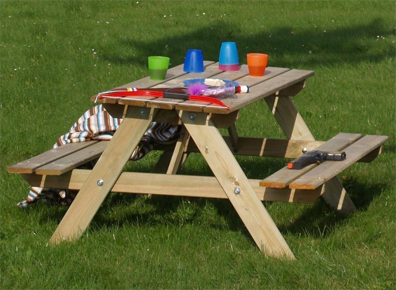 Gartenbanke Aus Massivem Holz Made In Germany Kindersitzgruppe