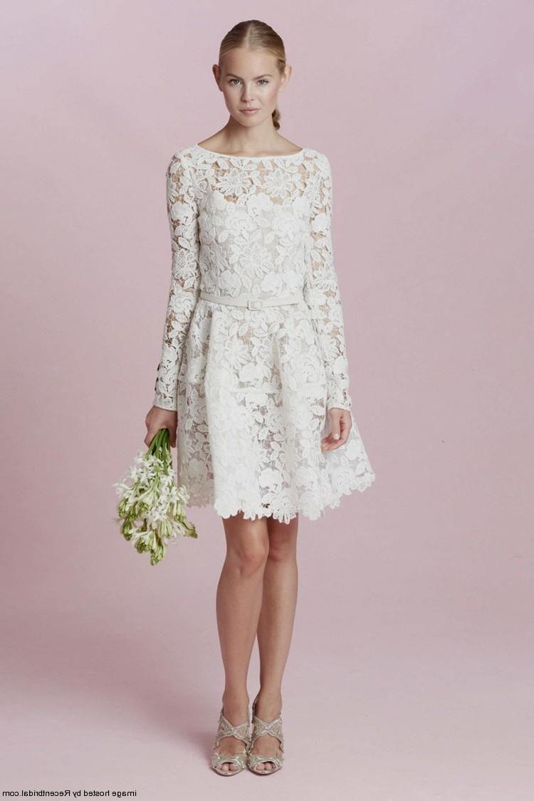 4ccce8fca58 Designer Short Lace Wedding Dresses - Gomes Weine AG