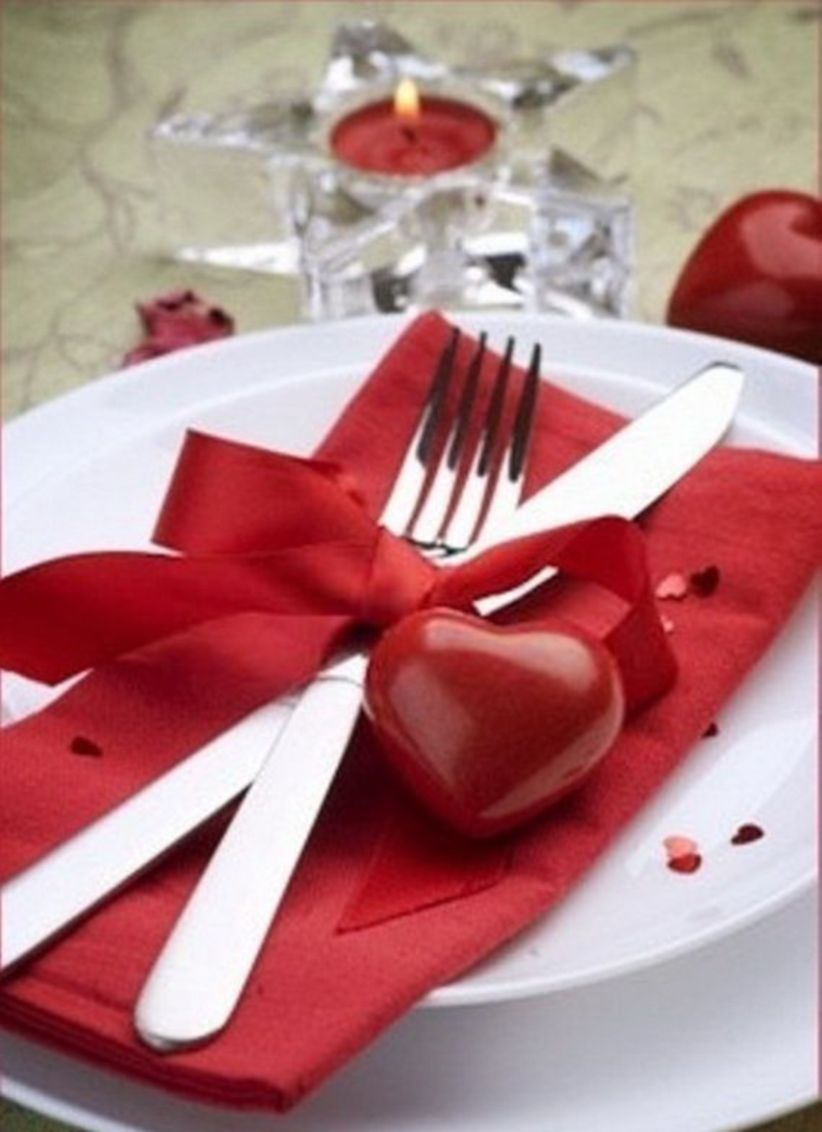 45 Dining Table Decor For Valentine S Day Dinner Valentine Day